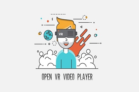 Open VR Video Player