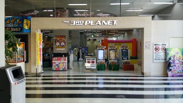 THE 3RD PLANET BiVi 京都二条店 外観