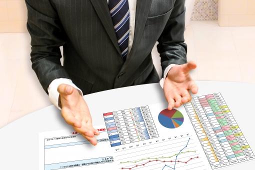 アクセス分析による営業