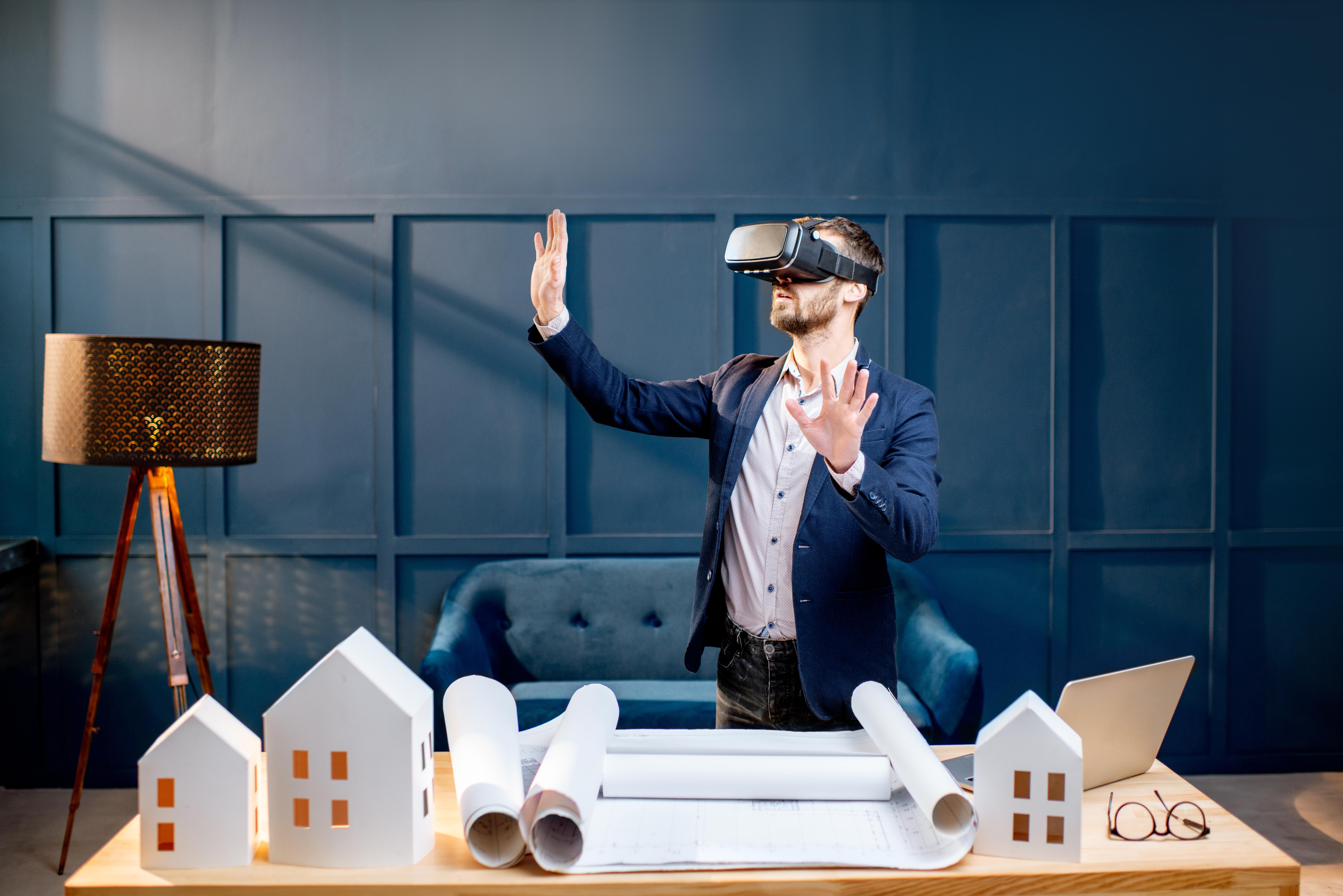 VR 建設
