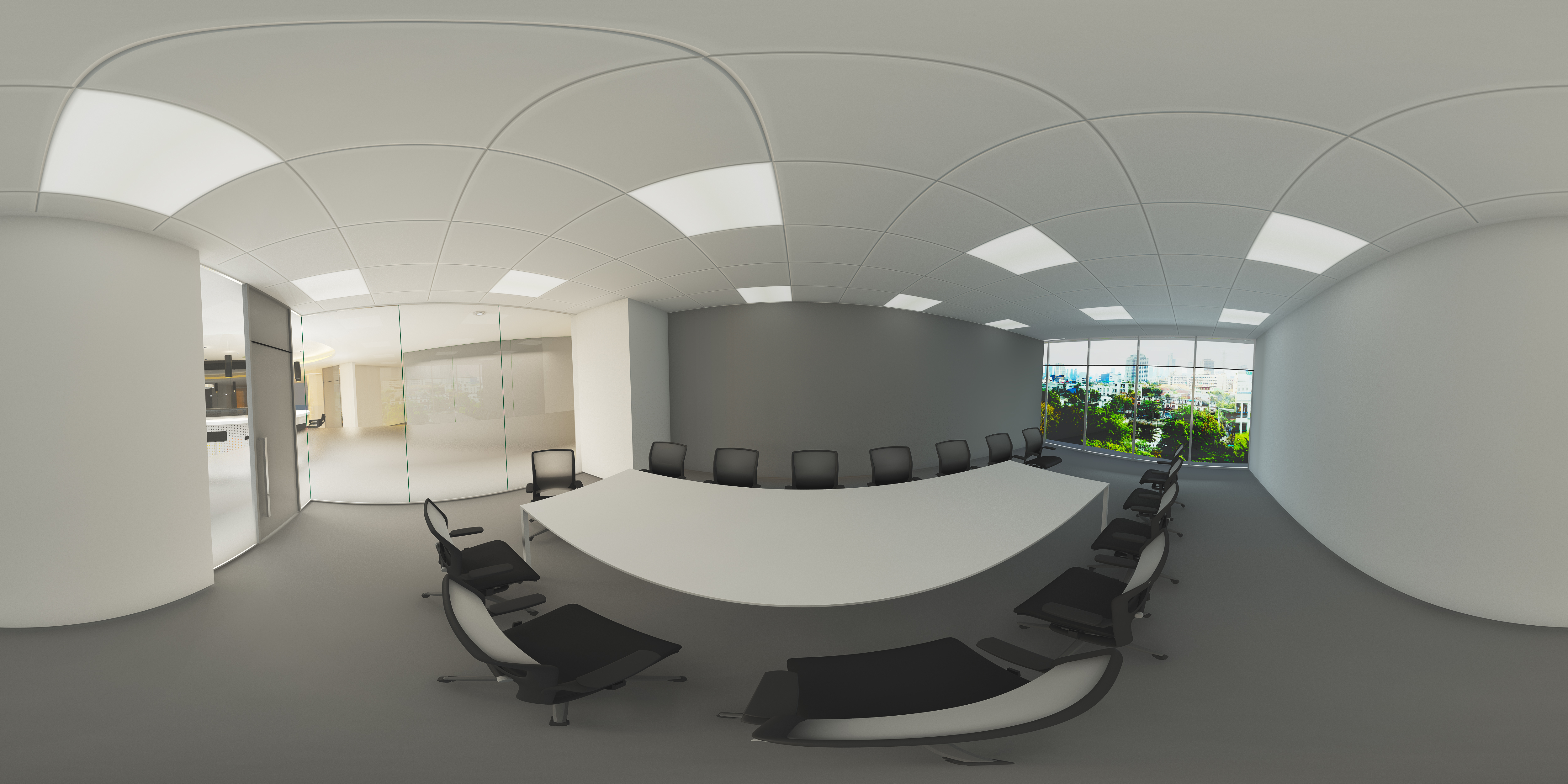 VR オフィス